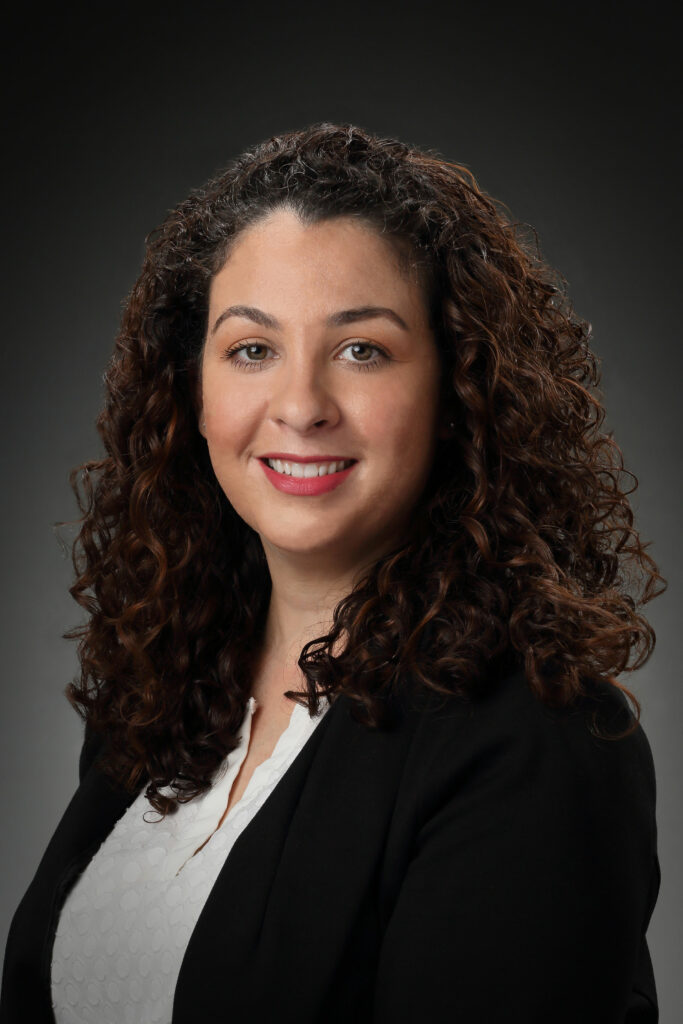Picture of Cassandra Bulak, CFO
