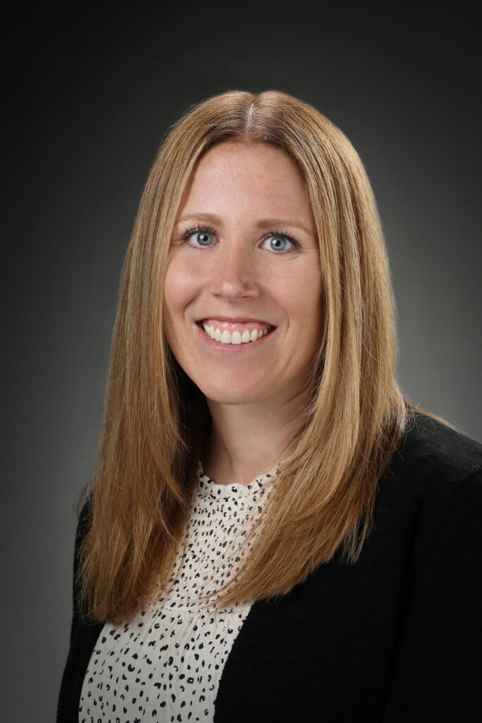 Picture of Kristen Jackson, Director of Community Programs and Services