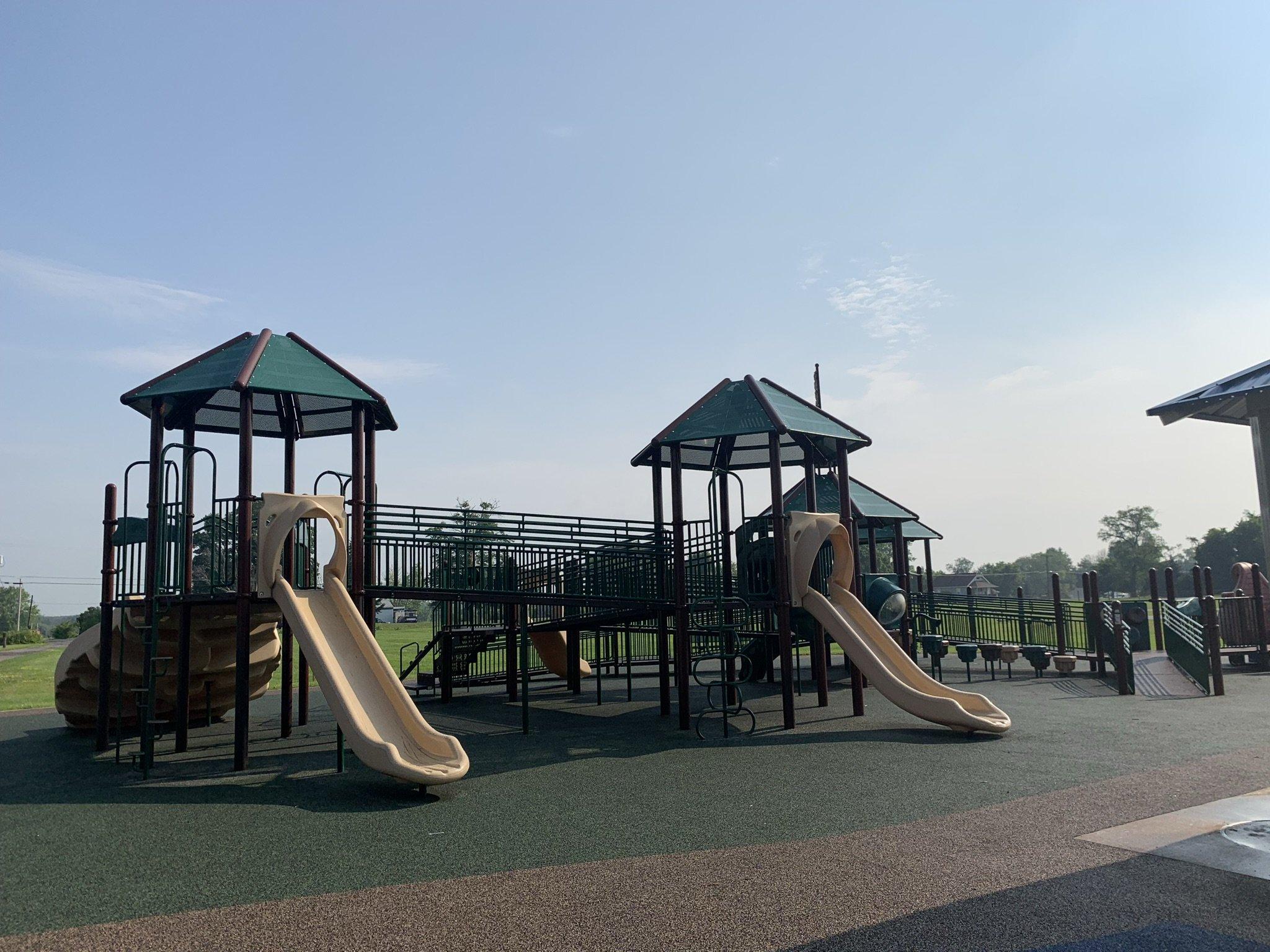 Playground Closed on Weekdays