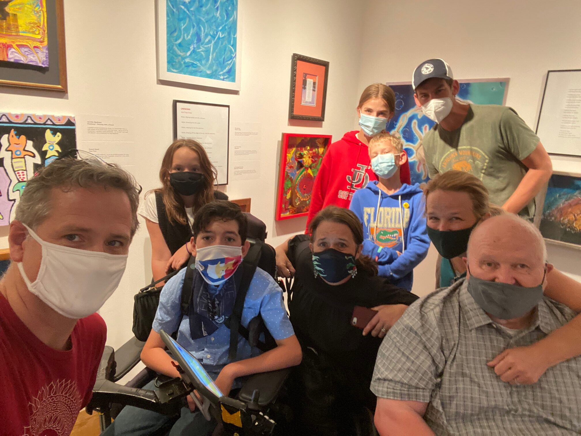 The 2021 UNIQUE Art & Literary Exhibit at the Everson Museum Gets an Extension!